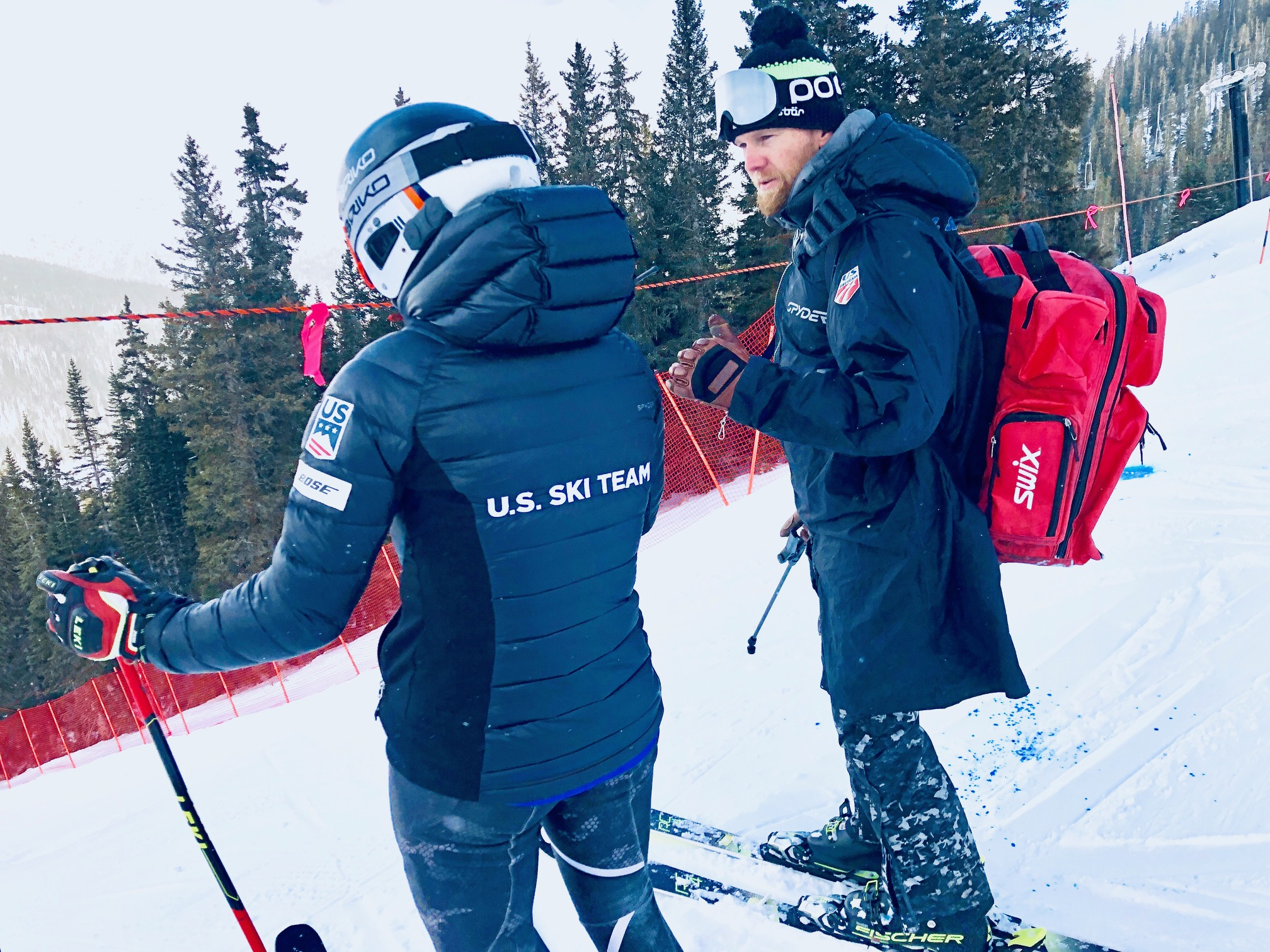 Rountree Williams make U.S. Ski Team