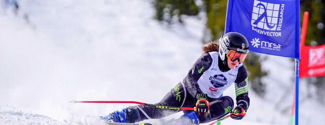 Nicola Rountree Williams, From NASTAR to the U.S. Ski Team