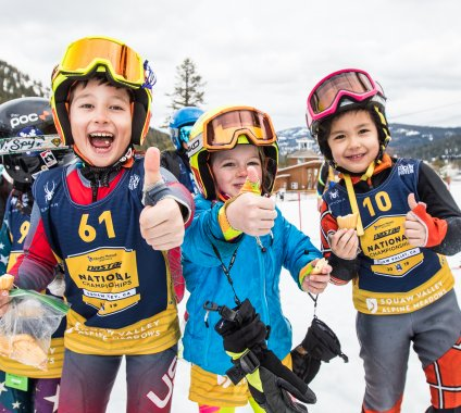 NASTAR Nationals: The Heart and Soul of Ski Racing